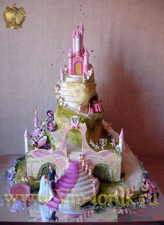 Фото 67190 в коллекции Интересные и необычные торты