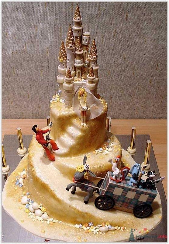 Фото 67193 в коллекции Интересные и необычные торты - Incognito