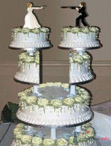 Фото 67894 в коллекции Интересные и необычные торты - Incognito