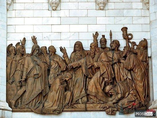 Фото 71206 в коллекции Храм Христа Спасителя