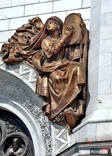 Фото 71212 в коллекции Храм Христа Спасителя - Incognito