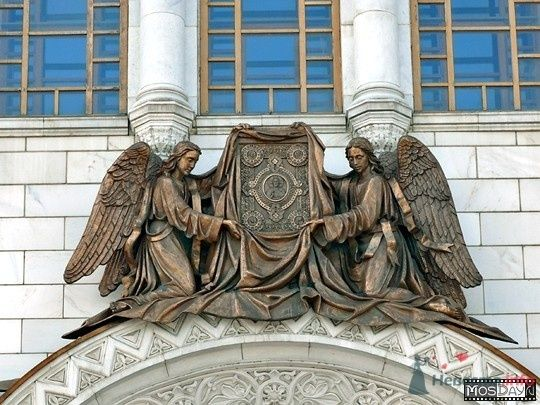 Фото 71222 в коллекции Храм Христа Спасителя - Incognito