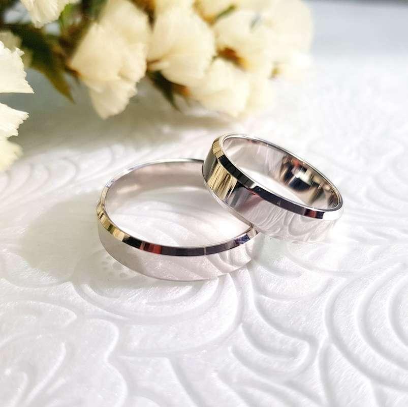 Фото 17781624 в коллекции Обручальные кольца - Ювелирный салон Золотой Век