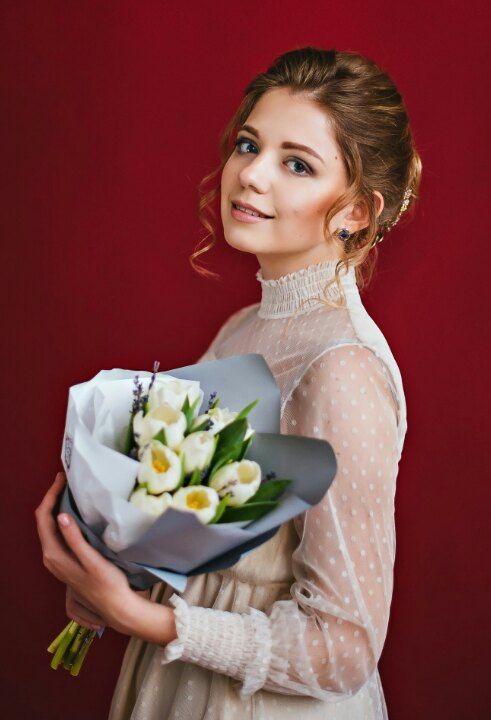 Фото 17789476 в коллекции Прически, макияж - Стилист-визажист Бутримова Ольга