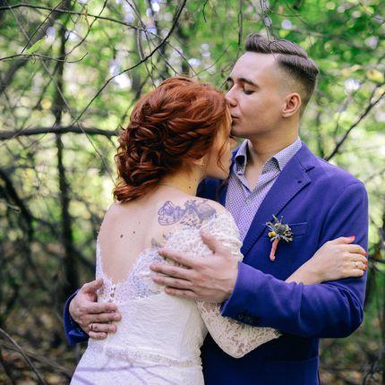 Фотосъёмка - Неполный свадебный день, 2-3 часа