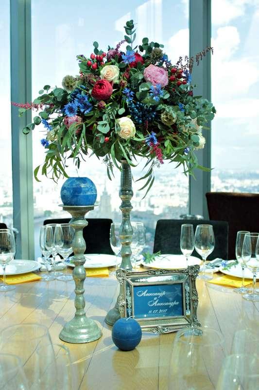 """Фото 18469746 в коллекции Ресторан """"Sixty"""" - Flowerwave decor - оформление и декор"""