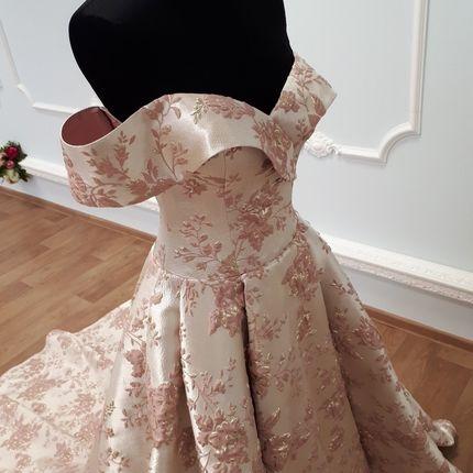 Платье без шлейфа