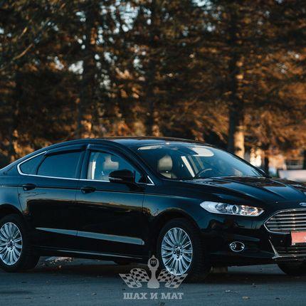 Аренда авто Ford Mondeo (new)