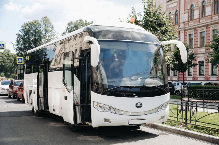 Аренда автобуса на 36 мест