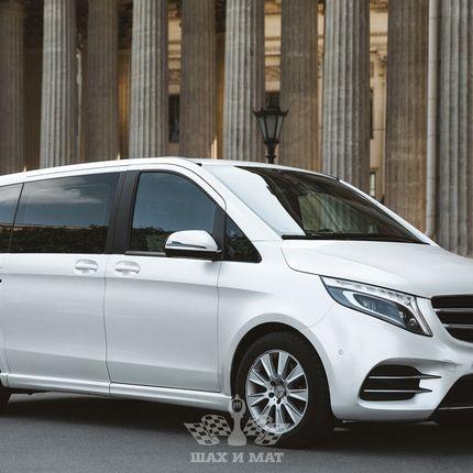 """Mercedes V-class """"VIP"""" в аренду"""