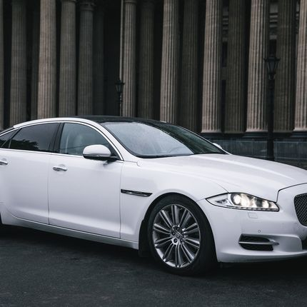 Аренда Jaguar XJ Long Supercharged