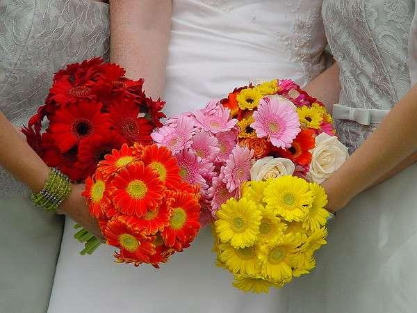 свадебная флористика - фото 543692 Магазин цветов Азалия