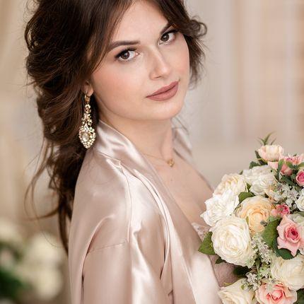 Создание свадебного образа