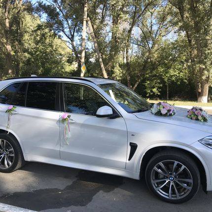 Прокат авто BMW X5