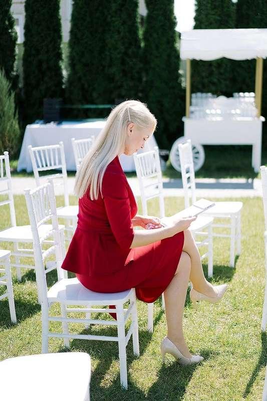 Фото 19067452 в коллекции Выездная церемония 22.09.2018 - Выездной регистратор Янина Бернацкая