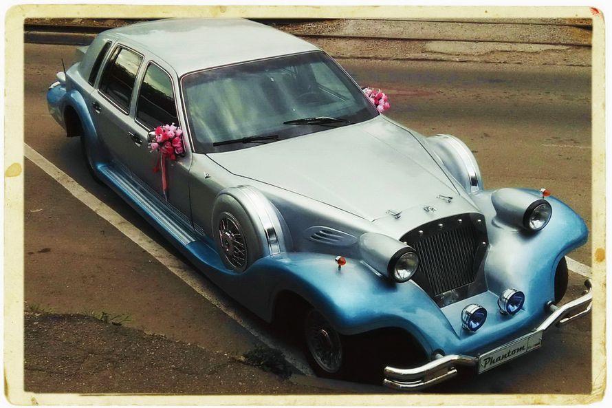 """Фото 17928566 в коллекции ROLLS-ROYCE PHANTOM - """"Retro Drive"""" - аренда транспорта"""
