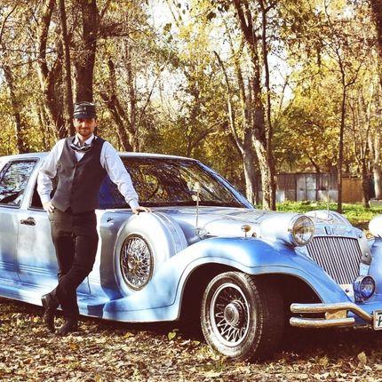 Аренда ретро-авто Rolls-Royce Phantom