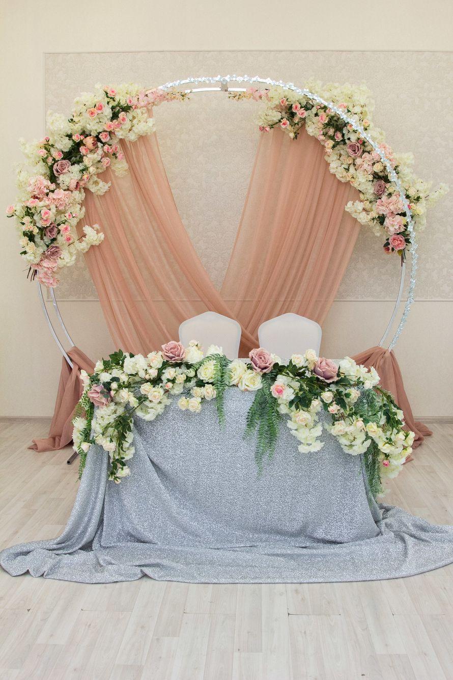 """Зона жениха и невесты - фото 18314500 """"Da dekor"""" - студия оформления"""