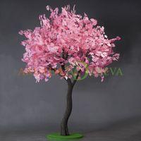"""Аренда искусственного дерева """"Гинкго розовое перышко"""""""
