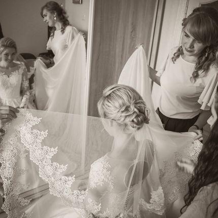 Фотосъемка Premium (Утро невесты и до первого танца до 9 часов)