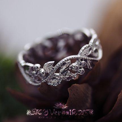 Парные обручальные кольца, артикул VGOK0181