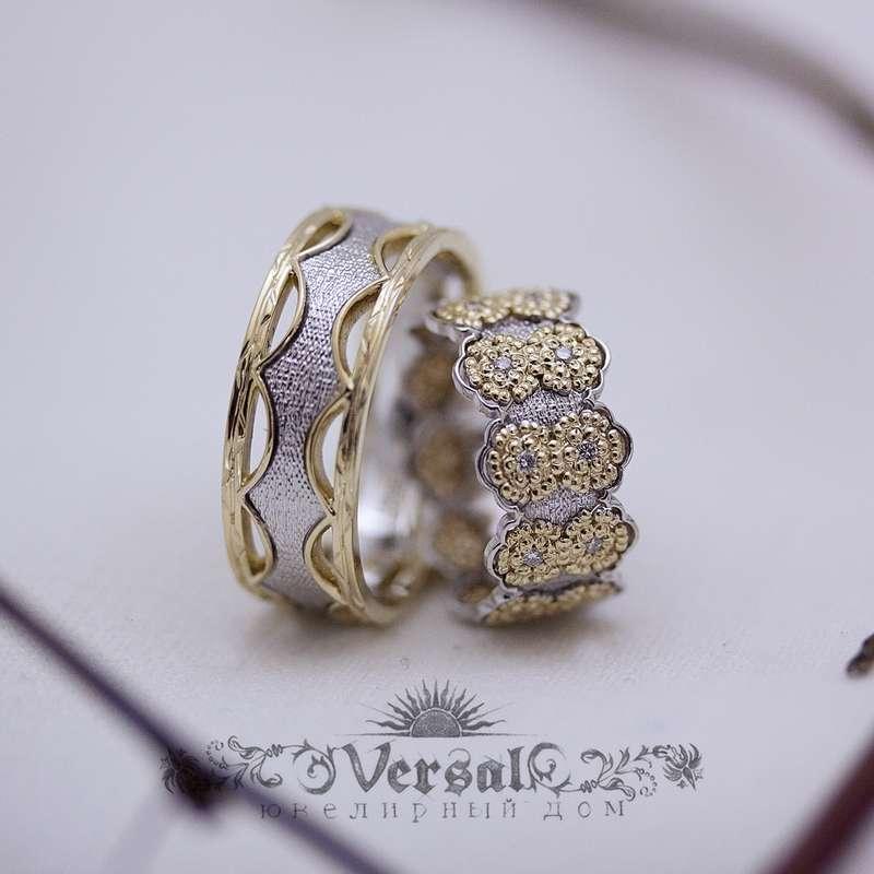 Обручальные кольца Краснодар - фото 18048990 Ювелирный Дом Versal
