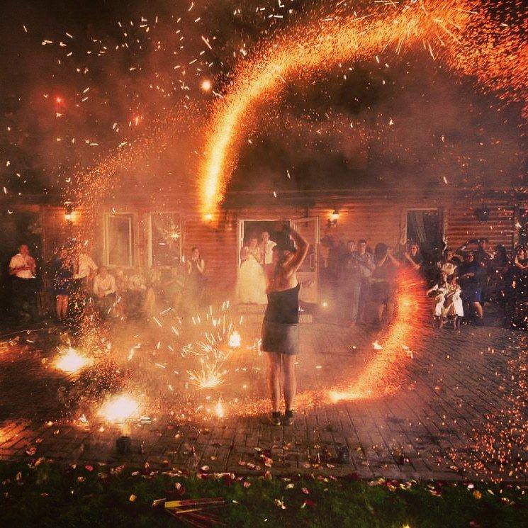 Огненное (фаер) шоу