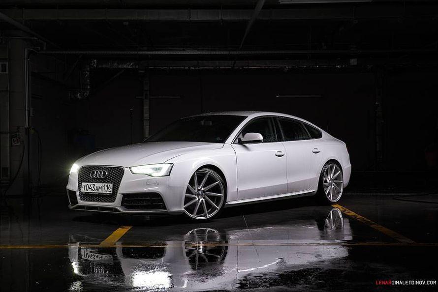 Аренда авто Audi a5, 1 час