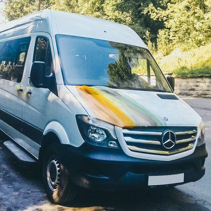 Аренда Mercedes Benz Sprinter - Люкс, 1 час