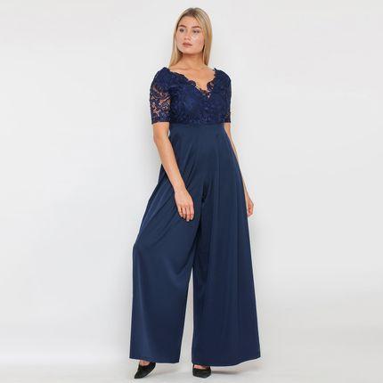 Платье - комбинезон 1843-2