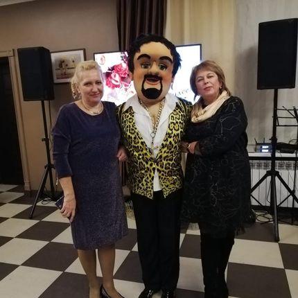 Ростовая кукла знаменитости