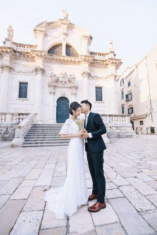 Фото 18259072 в коллекции Свадебная фотосессия в Дубровнике - Фотограф Максим Мота