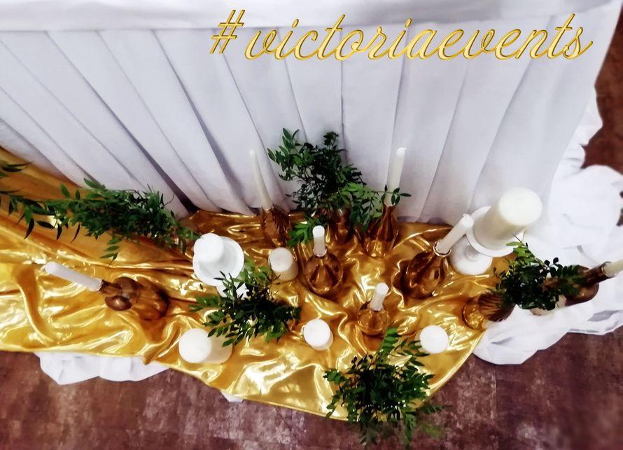 Фото 18313296 в коллекции Свадьба Елены и Владмира - Студия свадебного декора Victoriaevents
