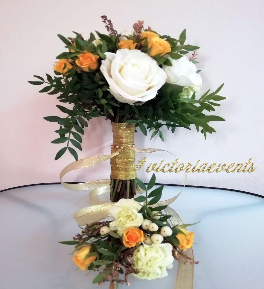 Фото 18313300 в коллекции Свадьба Елены и Владмира - Студия свадебного декора Victoriaevents
