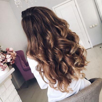 Причёска + макияж для гостя