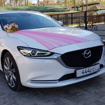 Mazda 6 2019 модельного года в аренду