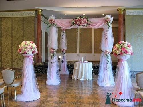Фото 88263 в коллекции Оформление свадебного стола - Подружка невесты - свадебный организатор и распорядитель