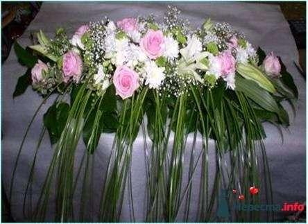 Фото 110794 в коллекции Оформление свадебного стола - Подружка невесты - свадебный организатор и распорядитель