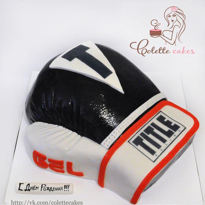 Картинки торт с боксёрскими перчатками