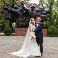 Фотосъемка свадьбы в Парке 28 панфиловцев