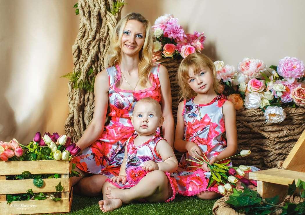 Фото 18368890 в коллекции Семейные фотосессии - Фотостудия Елены Слюсаревой