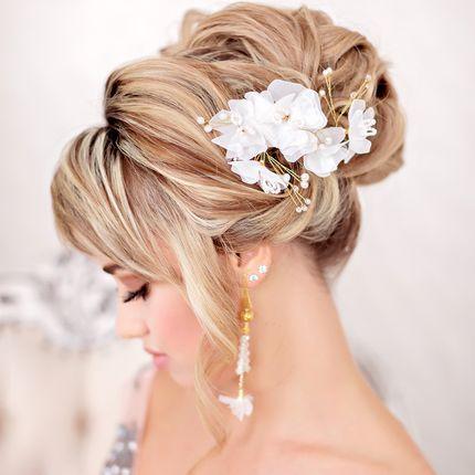 Образ невесты для фотосъёмки