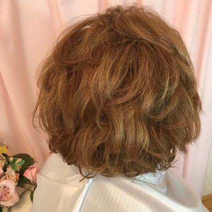 Лифтинг макияж и укладка для мамы невесты