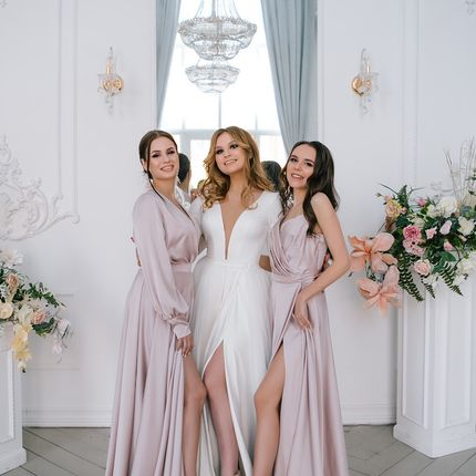 Платья подружек невесты - пошив