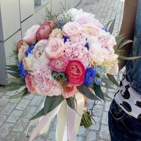 Фото 18460580 в коллекции Букеты - Tutti Flowers - мастерская декора