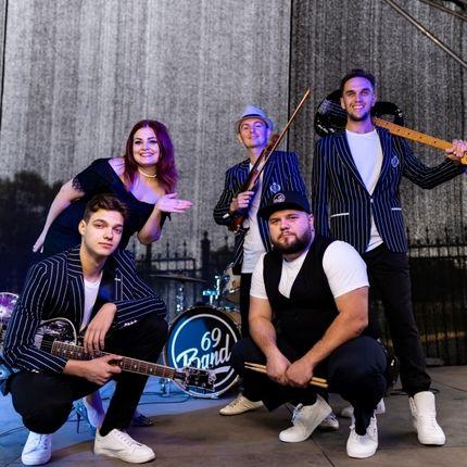 Выступление кавер-группы - VIP пакет
