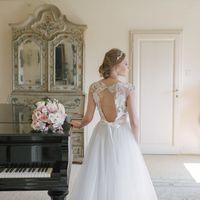 Свадьба на вилле в Тоскане