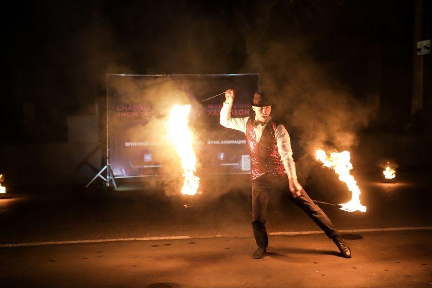 Фото 18525914 в коллекции Огненное шоу - Chameleon Show Group - шоу-программа