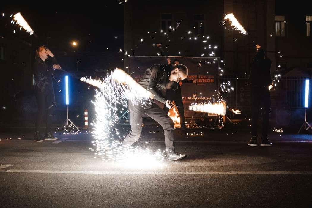 Фото 18525942 в коллекции Огненное шоу - Chameleon Show Group - шоу-программа