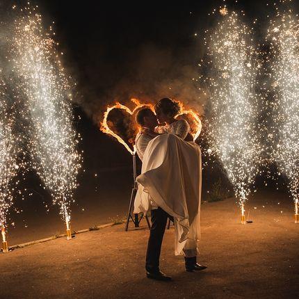 Зажжение сердец и сценическая пиротехника